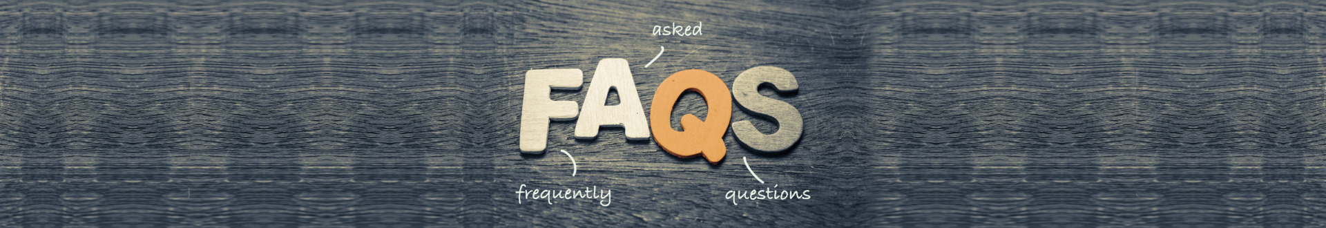 FAQS concept